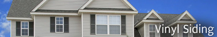 Vinyl Siding in VA & NC, including Chesapeake, Newport News & Virginia Beach.